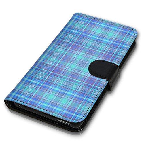 Wallet Book Style Flip Handy Tasche Case Schutz Hülle Schale Motiv Etui für Apple iPhone 6 / 6S - Design Flip MV151