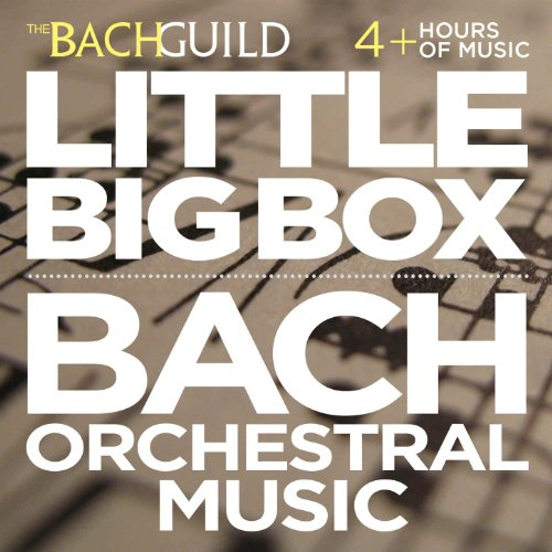 (Little Big Box :: Bach Orchestral)