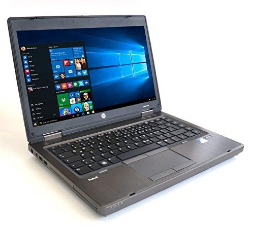 HP ProBook 6465b LAPTOP AMD A4 3310MX 2.1GHz - 4GB DDR3 - 160GB SATA - DVDRW - Windows 10 Home 64bit - (Renewed)