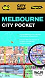 Melbourne City Pocket  1 : 120 000 - 1 : 5 000 (City Map)