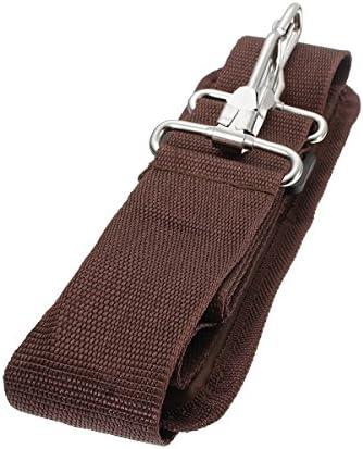 Strimmer Shoulder Harness Strap For Brush Cutter /& Trimmer Carry Hook Brown