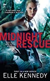 Front cover for the book Midnight Rescue by Elle Kennedy