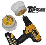 Revolver Drill Brush Power Scrubbing Drill