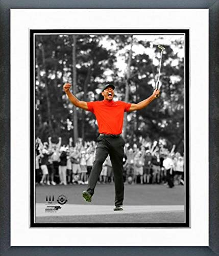 (Tiger Woods 2019 Masters Tournament Photo (Size: 12.5