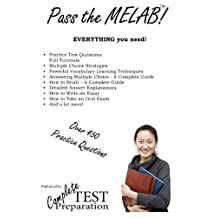 Pass the MELAB: Michigan English Language Arts Battery Study guide and Practice Questions