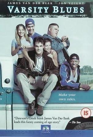 Varsity Blues [DVD] [1999] by James Van Der Beek: Amazon.es ...