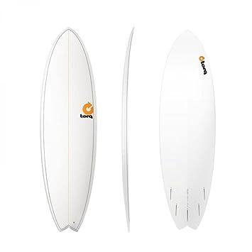 Tabla de surf Torq epoxy 6.3 Fish Pinlines