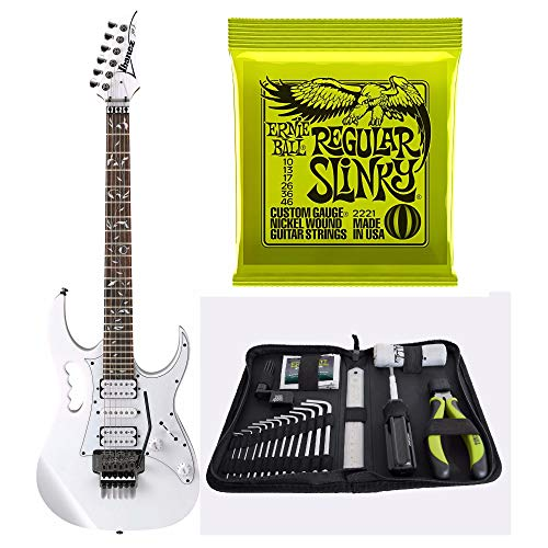 Ibanez JEMJR JEM/UV Steve Vai Signature 6-String Bundle for sale  Delivered anywhere in USA