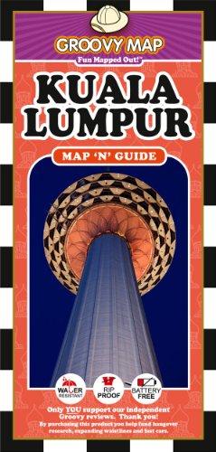 Groovy Map n Guide Kuala Lumpur (2012-13)