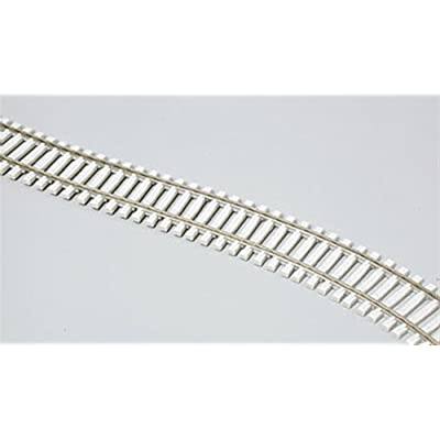Atlas Code 83 Nickel Silver Super-Flex Track 3' Section w/Concrete Ties HO Scale Trains: Toys & Games