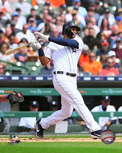 Jeimer Candelario Detroit Tigers 2019 MLB Action Photo (Size: 8
