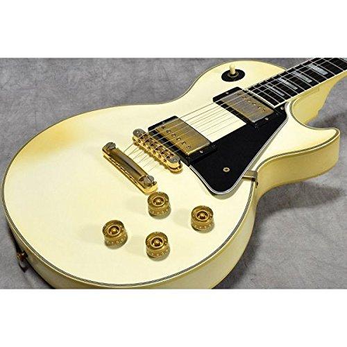 Gibson Custom Shop/Les Paul Custom Alpine White B07D1FZZDQ