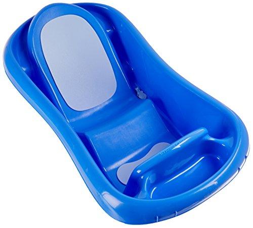 The First Years Sure Confort Tina de Baño de Recién Nacido, color Azul