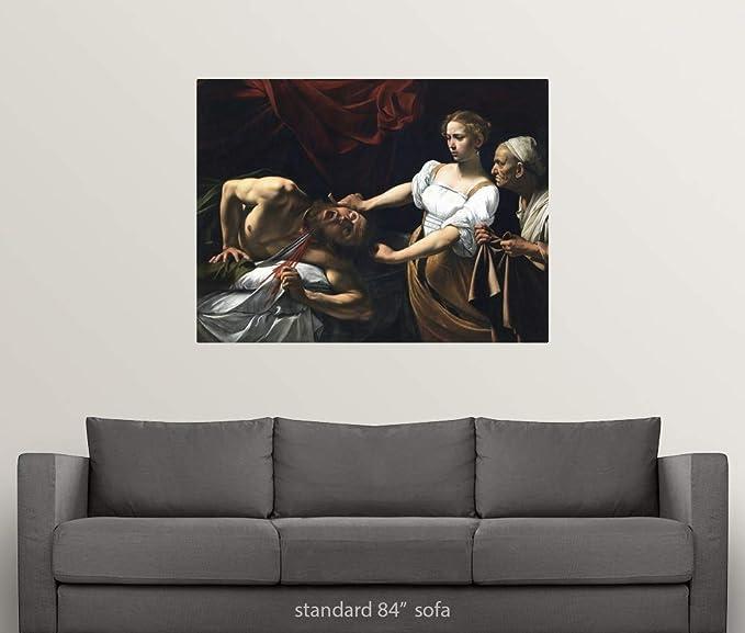 Amazon Com Greatbigcanvas Poster Print Judith Beheading