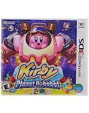 Nintendo CTRPAT3E Kirby: Planet Robobot, 3DS