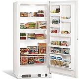 Frigidaire 21 CF Upright Freezer White thumbnail