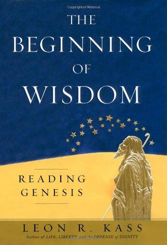 Free Reading Beginning Books (The Beginning of Wisdom: Reading Genesis)