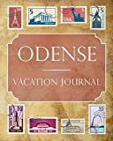 Odense Vacation Journal: Blank Lined Odense Travel Journal/Notebook/Diary Gift Idea for People Who Love to Travel