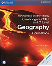 Cambridge Igcse(tm) and O Level Geography Coursebook [With CDROM]