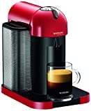 Nespresso GCA1-US-RE-NE VertuoLine Coffee and Espresso Maker, Red (Discontinued Model) Review
