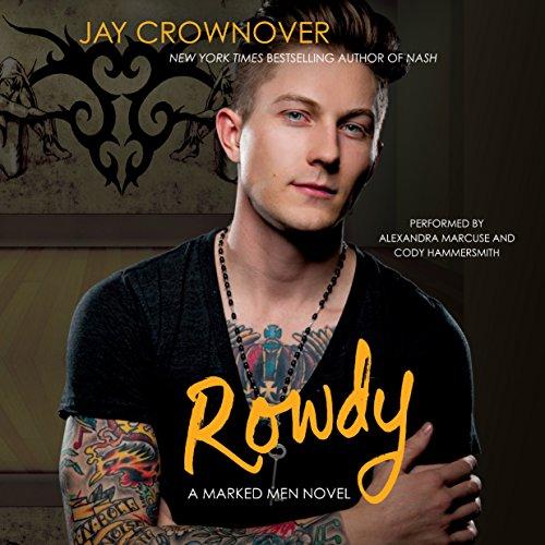 Rowdy: Marked Men, Book 5 by HarperAudio