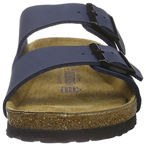Birkenstock - Sandalias con hebilla unisex Azul