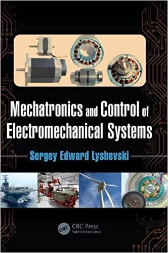 Mechatronics and control of electromechanical systems sergey edward mechatronics and control of electromechanical systems 1st edition fandeluxe Choice Image