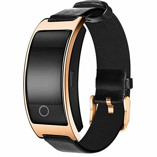 LightInTheBox CK11S Smart Watch Bracelet Band HOT SALE Blood Pressure Heart Rate Monitor Pedometer Fitness Nice (Gold)