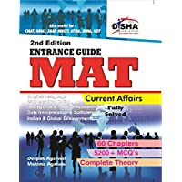 Complete Guide for MAT and Other MBA Entrance Exams (Old Edition)