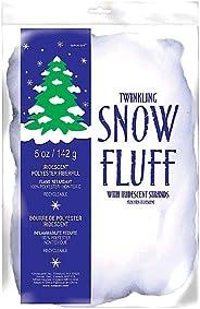 amscan Winter Wonderland Faux Snow | Christmas Decoration