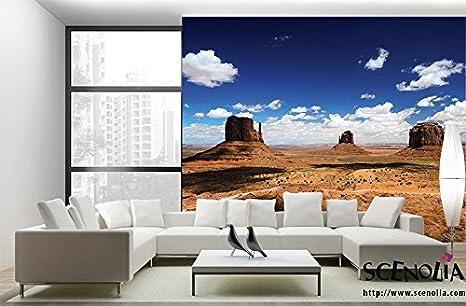 Nappes Papier Peint Monument Valley Papier peint XXL nappes papier peint