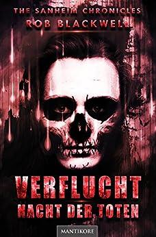 Verflucht - Nacht der Toten (Mystery-Thriller) (German Edition) by [Blackwell, Rob]