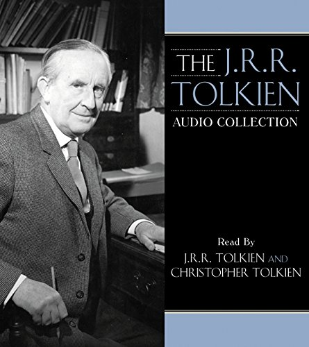 The J.R.R. Tolkien Audio Collection by Brand: Caedmon