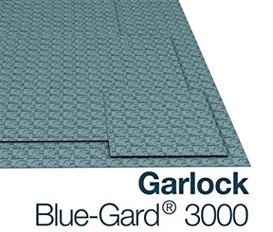 Garlock Blue Gard 3000 164 Thick 60 X 60 Sheet Amazoncom