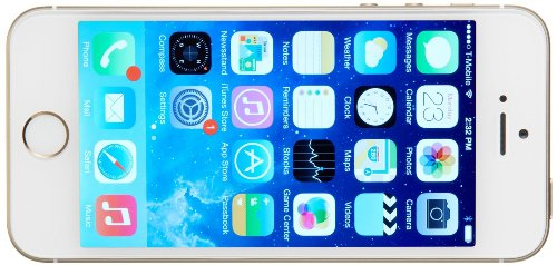 Apple iPhone 5S 64GB GSM Unlocked, Gold (Certified Refurbished)