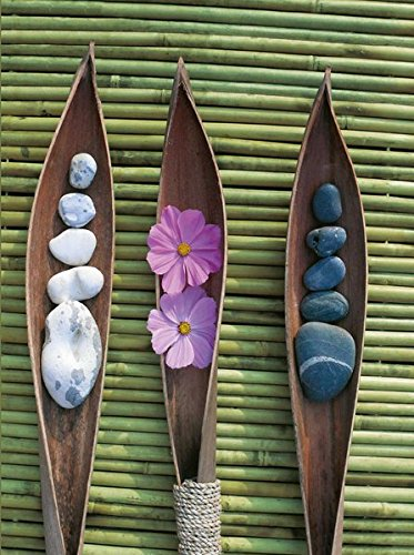 Zen Nature: Blank Book large (Blankbook (RB906))