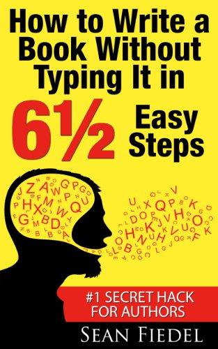Steps to write a book
