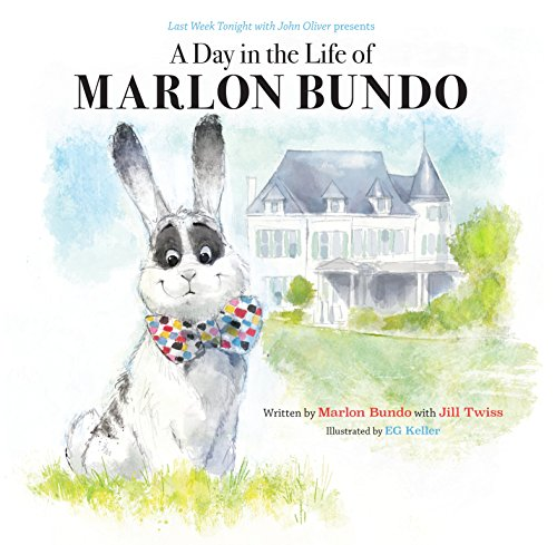 Books : Last Week Tonight with John Oliver Presents a Day in the Life of Marlon Bundo