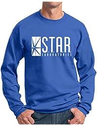 Star Labs Sweatshirt - Star Laboratories Crewneck