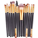 #7: Makeup Brush, Emubody Women Cosmetic Liquid Cream Foundation Concealer Sponge (BLACK)