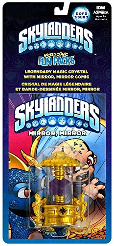 Skylanders Imaginators, Exclusive Micro Comic Fun Pack with Legendary Magic Creation Crystal 3/3