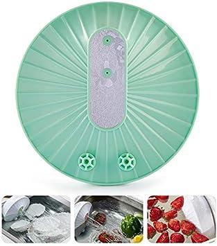 Domestic Packaging G-rf Mini Dishwashers Champagne Gold Color : Dark Green GYB001 Mini-ultrasonic Dishwasher Portable USB Charging Fruit Cleaner