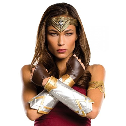 Women's Dawn of Justice Wonder Woman Deluxe Accessory Set One Size