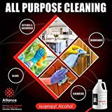Alliance Chemical - Isopropyl Alcohol 99% - One