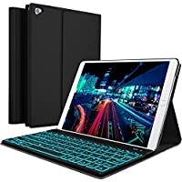 iPad Keyboard Case for New 2018 iPad, 2017 iPad, iPad Pro...