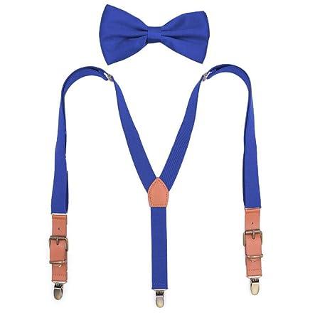 Shah Suspenders Braces Tirantes Adulto 3 Clip Correa Tipo Y ...