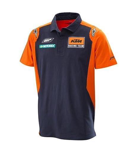 KTM Nueva réplica Polo Camiseta de Hombre Grande: Amazon.es ...