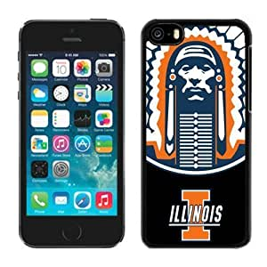 Customized for ipod Touch 4 Case Ncaa Big Ten Conference Illinois Fighting Illini 3