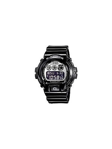 CASIO G-Shock DW-6900NB-1ER - Reloj de Caballero de Cuarzo, Correa de Resina Color Negro: Amazon.es: Relojes