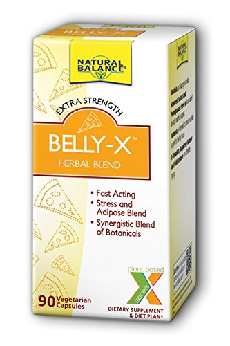 Natural Balance Belly Fat-x Supplements, 90 Count